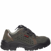 Olive Safety Shoes