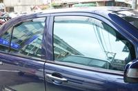 [晴雨窗] [崁入式] 比德堡 崁入式晴雨窗賓士BENZ  E320/W210 1996-2002年專用