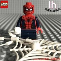 新品上市LEGO樂高 超級英雄 76082 76083 76130 sh420 蜘蛛俠 人仔 含配件