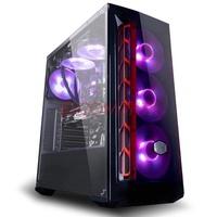 武极AMD三代锐龙R9 3900X/RX5700-8G/16G游戏台式吃鸡电脑主机/DIY组装机 组装电脑