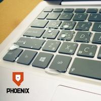 『PHOENIX』ASUS UX433 UX433FN 專用 超透光 非矽膠 鍵盤保護膜