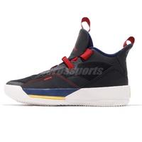 Nike Air Jordan XXXIII 33 黑 灰 紅 男鞋 籃球鞋 BV5072-001【ACS】