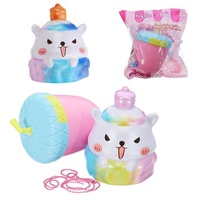 Eric PURAMI Poke Nut Sheep Squishy Toy 13CM Slow Rising With Packaging Collection Gift Soft Toy