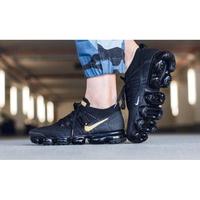 【Dr.Shoes 】942843-012 Nike Air VaporMax FlyKnit 2 女鞋 黑金 休閒鞋