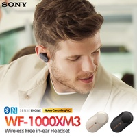 SONY WF-1000XM3 Wireless Noise Cancelling Headphones Headphone