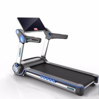 Treadmill K5 Foldable Motorized Incline Treadmill Singapore
