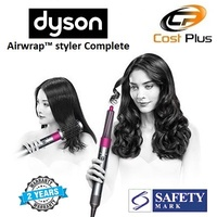 Dyson Airwrap™ styler Complete //  2 YEARS LOCAL SG WARRANTY