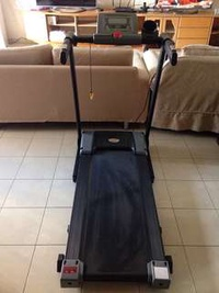 Preloved Foldable AIBI Brand Treadmill