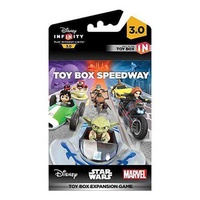 [Disney Infinity] Disney INFINITY 3.0 Edition: Toy Box Speedway (a Toy Box Expansion Game) - Not Machine Specific [From USA] - intl
