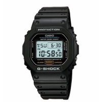【Ship from Japan】 CASIO G - SHOCK G - Shock Speed Model Basic Black DW - 5600E - 1 Men 's Wrist Watch - intl