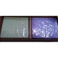 蘭麗手工皂禮盒 手工皂85gx2 香皂 (薰衣草+山茶花蘆薈)