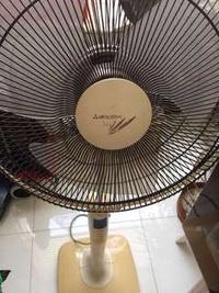 Mitsubishi Standing Fan