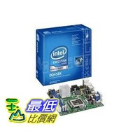 [美國直購 ShopUSA ] Intel 台式機主板 DQ45EK Executive Series Q45 Mini-ITX DDR2 800 vPro Intel Graphics 1333MHz FSB LGA775 Desktop Board - Retail