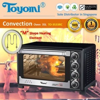 TOYOMI Electric Convection Oven 35.0L - TO 3533RC