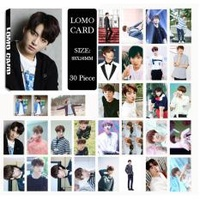 Youpop KPOP BTS Bangtan Boys Young Forever Part2 JUNGKOOK Photo Album LOMO Cards Self Made Paper Card HD Photocard LK402 - intl