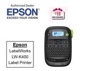 Epson LabelWorks LW-K400 Label Printer ** Free $10 NTUC Voucher Till 2nd Mar 2019 ** LWK400 LWK 400