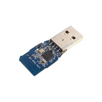 MakerSpot CC2640 Bluetooth Low Energy BLE 5.0 USB HID Dongle (Backward Compatible with BLE 4.0/4.1/4.2)