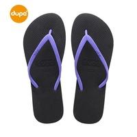 Dupe Brazil Rubber Flip-flops Female Summer Anti-slip Leisure Beach Sandals Flip-flop Flat Sandals inflooring tuo