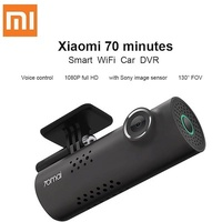 XiaomiXiaomi 70Mai 1080P Full HD Car Recorder Camera Mini Smart Voice WiFi Wireless Connect Night Vi