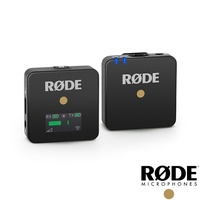 RODE Wireless GO 全指向性小型無線麥克風 WIGO