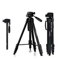 InnerTeck Tripod - 70 Inches Professional Camera Tripod Monopod with Carry Bag for SLR DSLR Canon Ni
