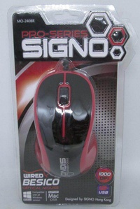 MOUSE SIGNO MO-240BR