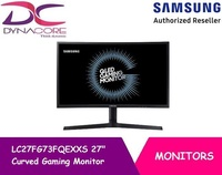 "Samsung LC27FG73FQEXXS 27"" Curved Gaming Monitor 144HZ"
