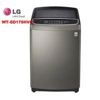 LG樂金17公斤第三代DD直立式變頻洗衣機WT-SD179HVG(不鏽鋼銀)*加碼贈國際熨斗NI-W410TS+原廠禮至11/30止