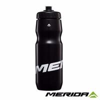 單車大盤 MERIDA 美利達 800ml 臺灣製造 自行車水壺 黑/白 2123003303 公路車 登山車 小折