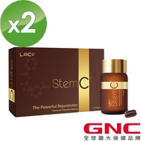 【GNC健安喜】LAC 胎盤素膠囊食品30顆(馬胎盤) 女人我最大 推薦 x 2入