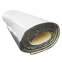 50Cmx50cm Sound&Amp;Heat Proofing Car Sound Deadener Insulation Underlay Mat