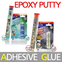 Epoxy putty/Rapid Steel Putty/Aquafix All Purpose Putty/clay glue bond