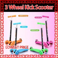 Kids kick Scooter/children scooter/scooter/electric/3 wheel scooter/bicycle/tricycle/child