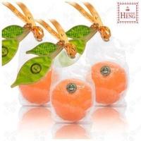 Madame Heng สบู่ส้มมาดามเฮง สูตรต้นตำรับวิตามินซี 50 g ( 3 ก้อน)