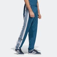 ADIDAS ORIGINALS SNAP PANTS 藍 側邊排扣 復古 長褲 男款 DV1592《CLASSICK》
