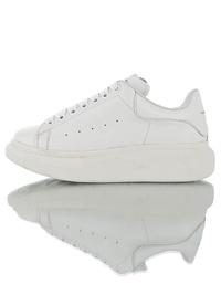 Alexander_McQueen รองเท้าผ้าใบ Low-Cut แฟชั่นรองเท้าลำลอง