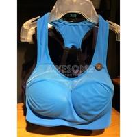 [歐鉉]NIKE ALPHA 藍色 高度支撐 運動內衣 女生 AA1218-435