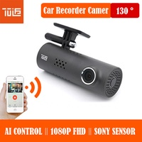 [Xiaomi 70 Mai]1080P Full HD Wireless Car Recorder Camer Mini Smart WiFi