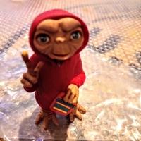 E.T外星人公仔扭蛋