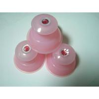 韓國 jorzilano 正版 天然 矽膠拔罐器 拔火罐 真空 拔罐器 無毒 吸力強  小號  中號 大號