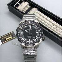Seiko Land Monster นาฬิกาข้อมือผู้ชาย สายสเตนเลส รุ่น SARB047