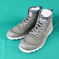 Palladium PAMPA HI LITE K 高筒靴 公司貨 75749338 軍綠 男女款【iSport愛運動】