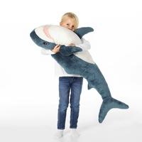 【IKEA代購】正品  大鯊魚  鯊魚娃娃