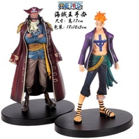 【กล่องนก Roger + Phoenix】กัปตัน One Piece Roger ไม่ใช่นกตาย Marko ตุ๊กตารูปแบบการตกแต่งตุ๊กตา