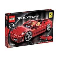 樂高lego8671法拉利f430