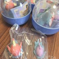 「安餒日本」神奇寶貝 百變怪系列 鯉魚王 扭蛋