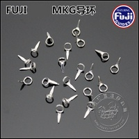 【總在釣魚】原裝日本FUJI導環SIC磁環導環筏竿竿梢導環陶瓷環DIY