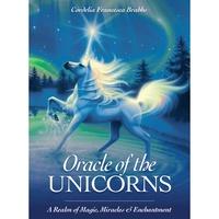 【預馨緣塔羅鋪】現貨正版獨角獸神諭卡Oracle of the Unicorns(全新44張)