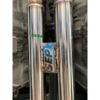 昱盛車業 LEXUS ES GS LS IS 改裝排氣管 尾飾管 尾桶 閥門  歡迎洽詢