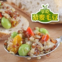 享吃藜麥毛豆(200g/包)